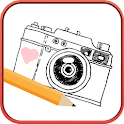 Pencil Sketch Guru icon