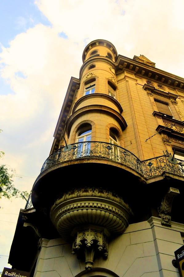 by Gordana Trošić-Kliska - Buildings & Architecture Other Exteriors ( street, buildings, zagreb, travel, city,  )