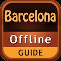 Barcelona Offline Guide icon