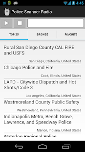 Police Scanner 5-0 (FREE) - Android Apps on Google Play