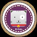 Kcat Theme GO Launcher EX logo