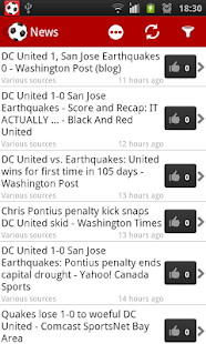 D.C. United Fan - screenshot thumbnail