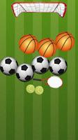 Screenshot of Baby Balls Pelotas