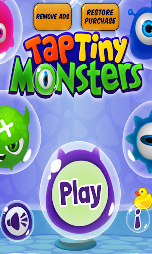 TapTiny Monsters