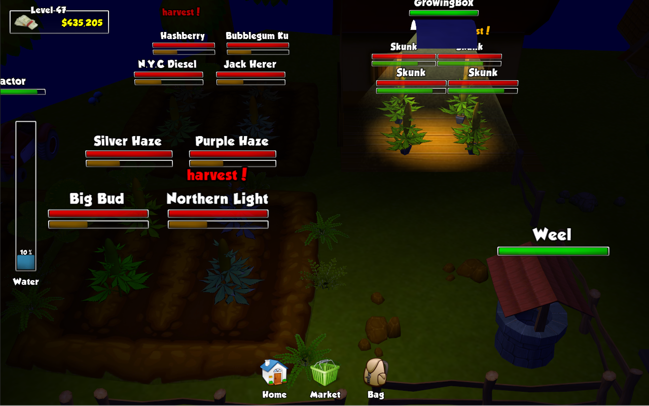 Weed Wars: Episode 1- screenshot