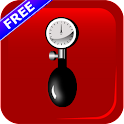 Blood Pressure Tracker Free logo