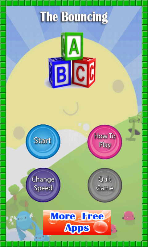 Free ABC Game- screenshot