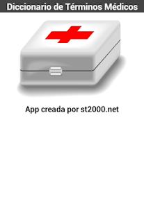 玩醫療App|Diccionario de Medicina免費|APP試玩