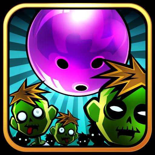 Bowling Zombie ! LOGO-APP點子