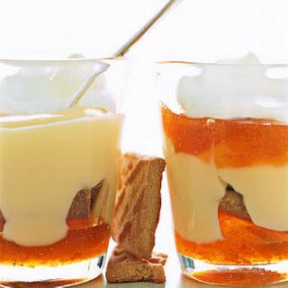 Apricot Parfait
