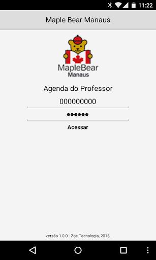 MBM Agenda Professor