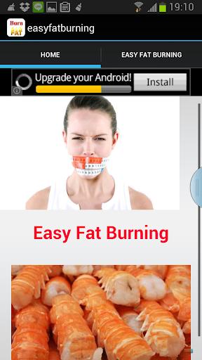 Easy fat burning