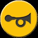 Cyclinghorn logo