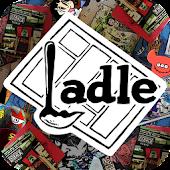 Ladle / レードル - しらない漫画を読むアプリ -