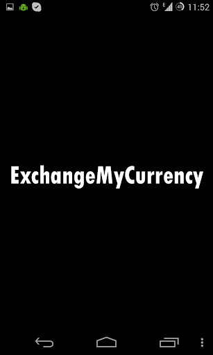 ExchangeMyCurrency