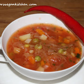 Sauerkraut Soup Low Calorie Recipes.