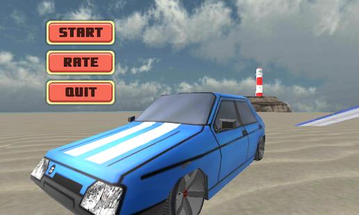 Classic Car Simulator 3D 2014