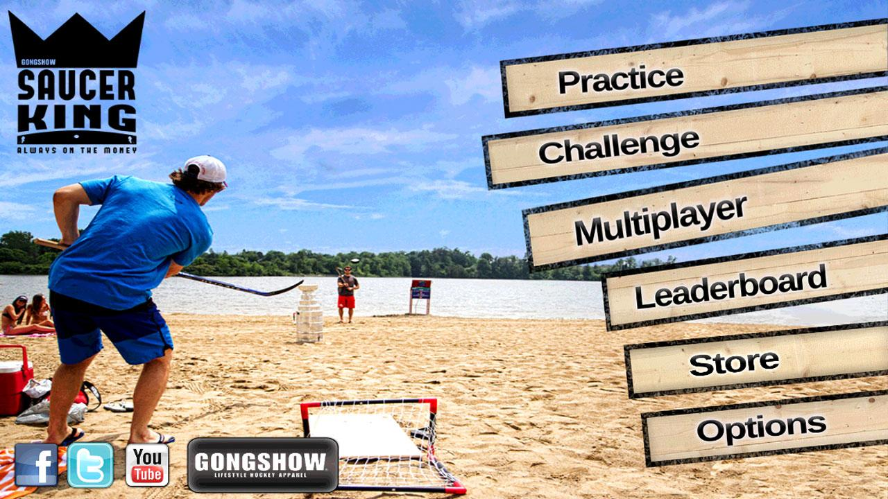 Gongshow Saucer King- screenshot