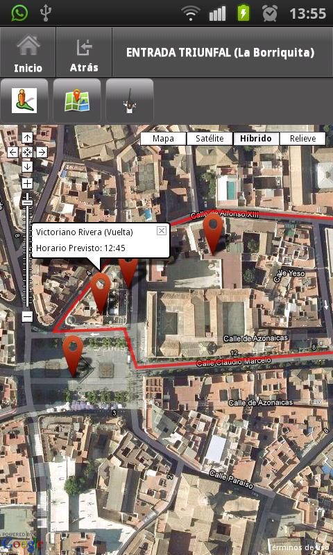 Semana Santa Cordoba 2012 - screenshot