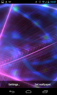 Plasma Prism Dreams Wallpaper - screenshot thumbnail