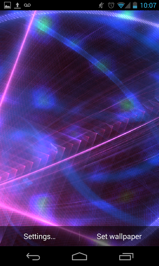Plasma Prism Dreams Wallpaper - screenshot
