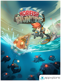 Mobfish Hunter Screenshot 21