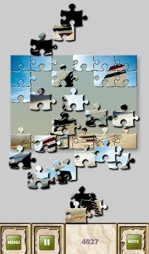 Free Jigsaw - Airplanez
