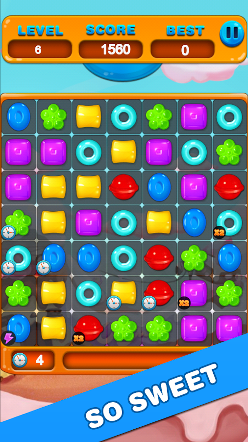 Candy Line - screenshot