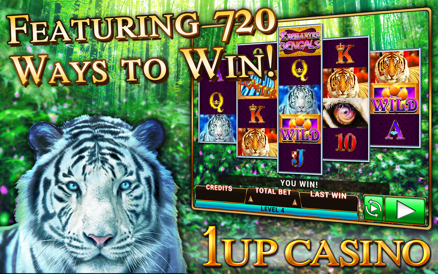 1up Casino Slot