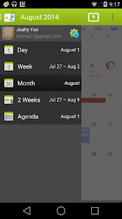 Calendar + - screenshot thumbnail