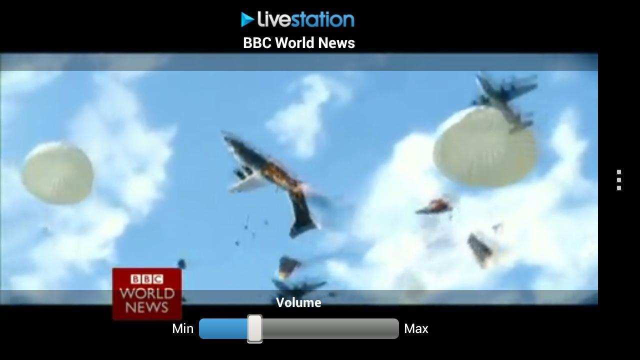 Livestation - screenshot