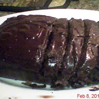 Decadent Chocolate Quick Bread