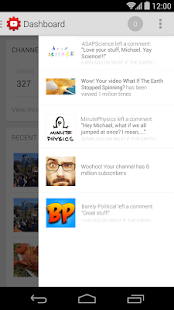 YouTube Creator Studio - screenshot thumbnail