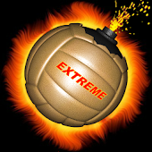 Extreme Volleyball crazy sport