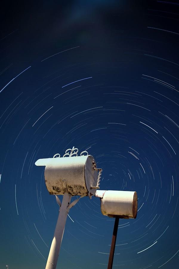 by Callum Harris - Landscapes Starscapes ( startrail, star, star trail, night, box )