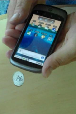 Coin in Phone Magic (CiP) - screenshot