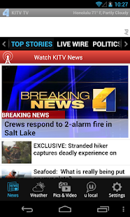 KITV 4 News and Weather - screenshot thumbnail