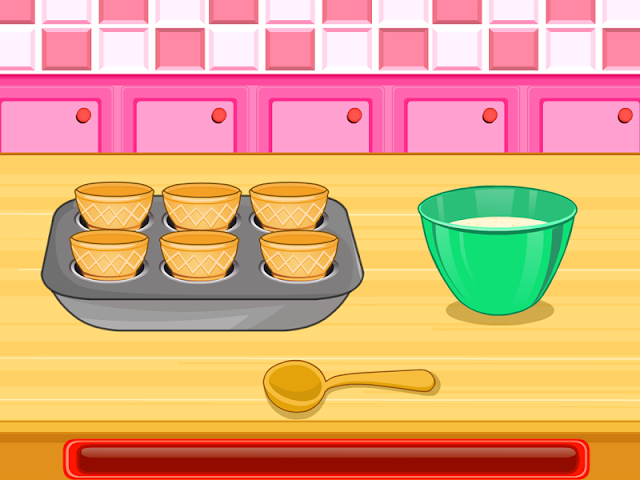 android Cooking Ice Cream Cone Cupcake Screenshot 11