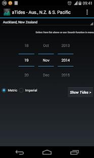 aTides - screenshot thumbnail