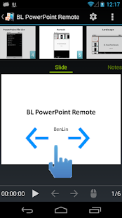 BL PowerPoint Remote - screenshot thumbnail