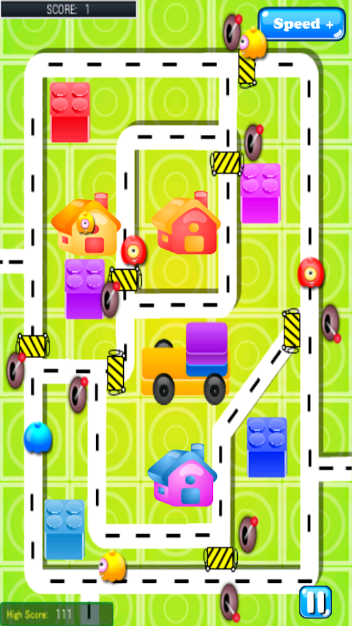 Move The Jelly- screenshot
