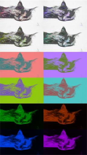Art Serigraphy-Art Filter App-
