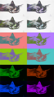 Art Serigraphy-Art Filter App- - náhled