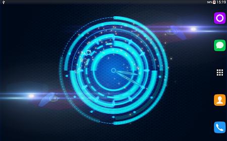 Mystic Halo Clock 1.286.13.82 screenshot 2092496