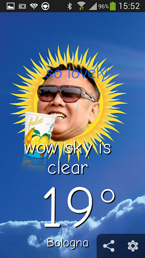 Kim Jong un Weather