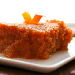 Carrot Pudding.