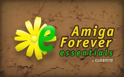 Amiga Forever Essentials Screenshot 2