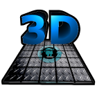 3D Tiles Live Wallpaper icon
