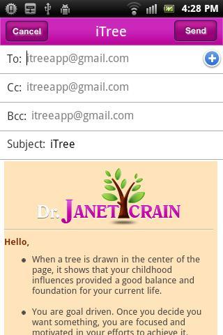 Draw Me A Tree- screenshot