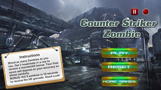 Zombie Strike 動作 App-癮科技App
